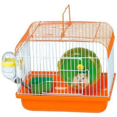 Gaiola Mr Pet para Hamster Mr House - Single