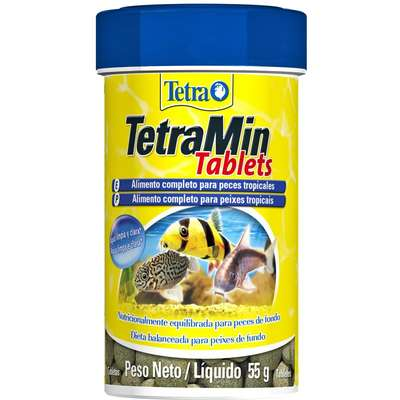 Ração Tetra Min Tablets - 55gr