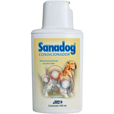 Condicionador Sanadog - 240ml