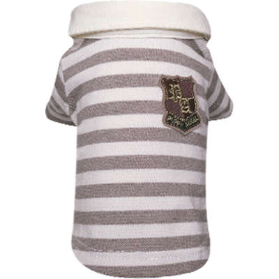 Camisa Polo Puppy Angel - Bege