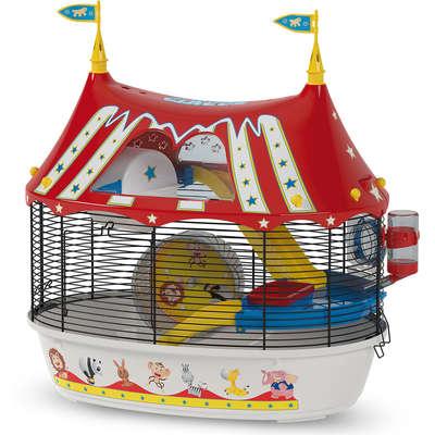 Gaiola Ferplast Circus Fun para Roedores
