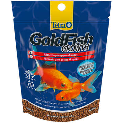 Ração Tetra GoldFish Growth Pellets